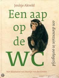Cover Een aap op de wc