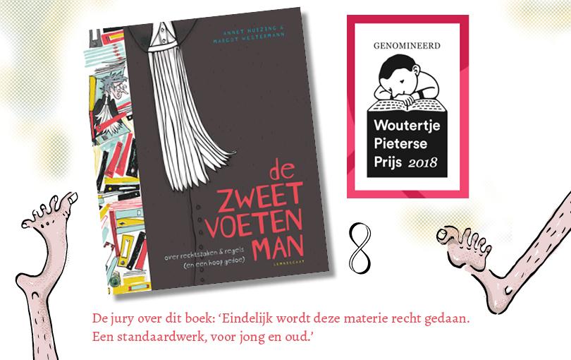 Genomineerd voor de Woutertje Pieterseprijs